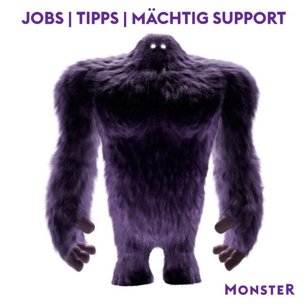 Monster: Neue Kampagne mit MONSTER