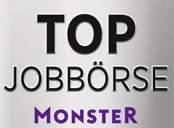 Jobbörsen Voting: Monster hat die Nase vorn