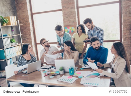 Employer Branding: Unternehmen geben sich die Note 4+