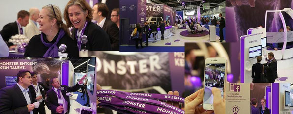 Zukunft Personal Europe 2018: Get Ready with Monster