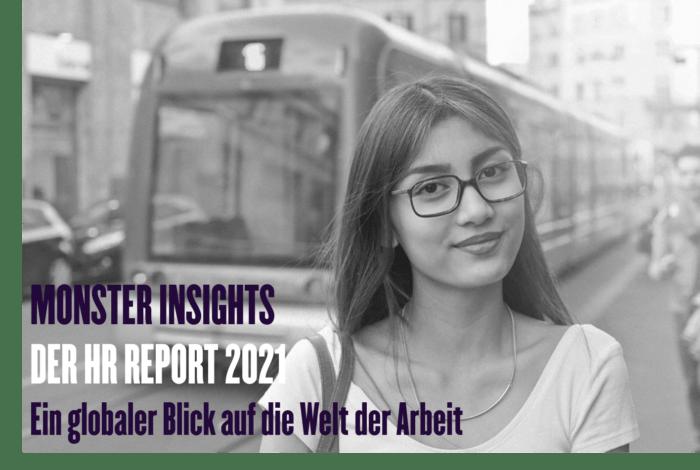Monster Insights 2021: Diese HR Trends sollten Sie kennen