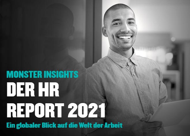 Monster Insights 2021: HR Trends und Entwicklungen