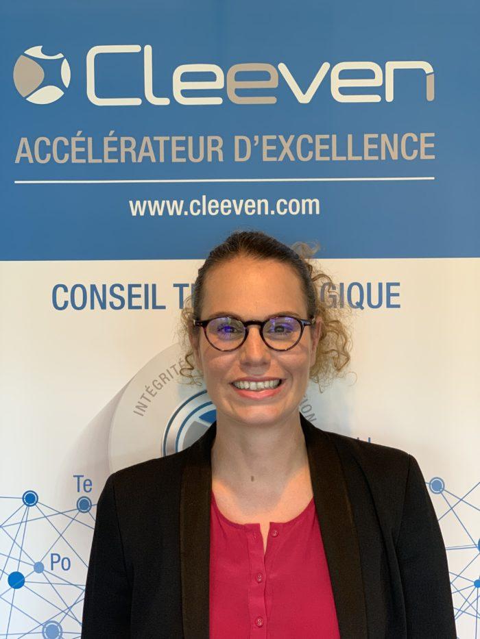 Témoignage de Marie-Claire Valentini, Associée et Directrice des Ressources Humaines du groupe Cleeven