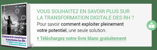 """""""Comment le numérique transforme les RH : les SMAC'S et leur impact sur les Ressources Humaines"""""""