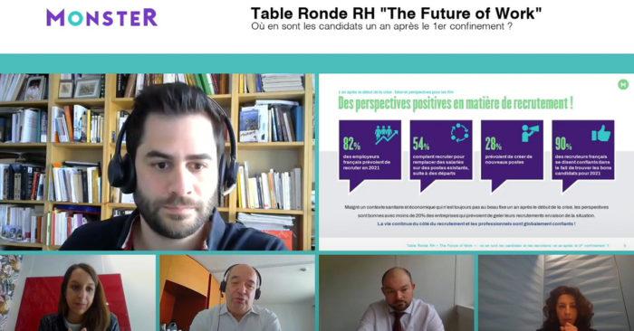 The Future of Work : où en sont candidat·es et recruteur·euses en 2021 ?