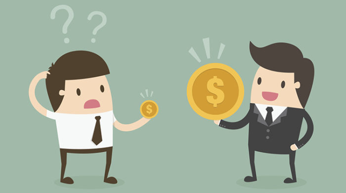 Employer branding: vergeet het salaris niet