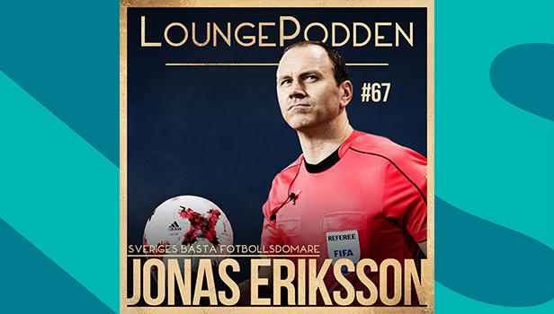 Fotbollsdomaren Jonas Eriksson tipsar: Hantera svåra situationer