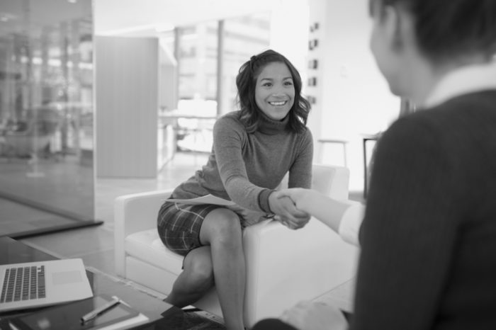 The job interview: behavioral questions