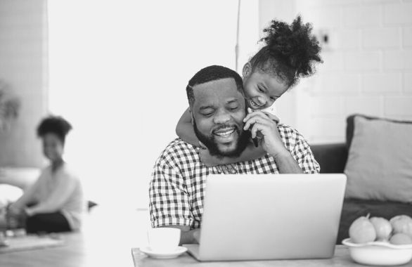 How to Manage Employees Working From Home With Kids