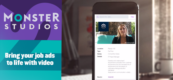 Be inspired by this Great Video Job Ad!