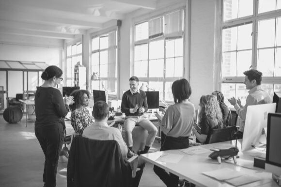 How to turn 'employees' into a team
