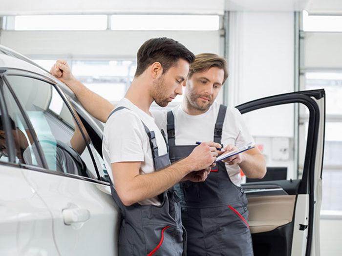 Automotive Service Technician Job Description Sample