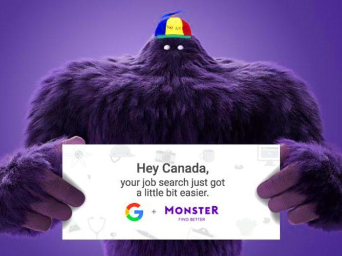Monster And Google Explode Job Ad Visibility