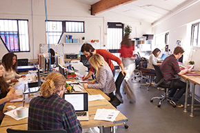 Office Hoteling: A Money-Saving Opportunity Or A Logistical Nightmare?